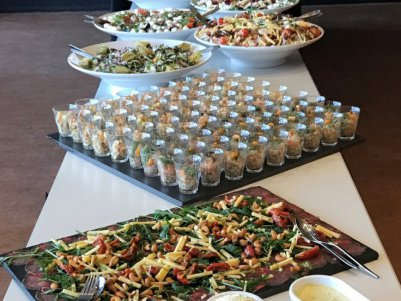 Markant buffet