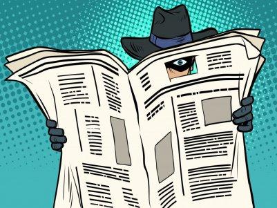 Spionnen Speurtocht