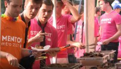 Catering barbecue basic