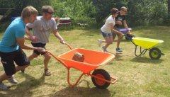 Kruiwagen Race